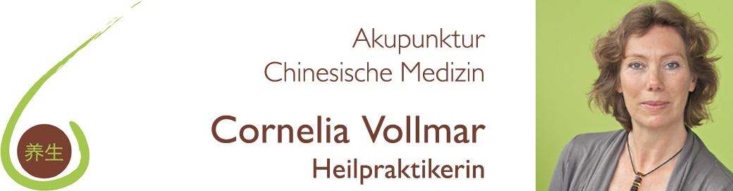 Kinderwunsch Köln Vollmar - Eine weitere Akupunktur | TCM | Cornelia Vollmar, Heilpraktikerin in Köln-Bayenthal Seiten Website